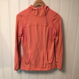 Lulu lemon Coral quarter zip up pullover